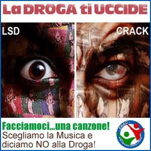 No alla droga