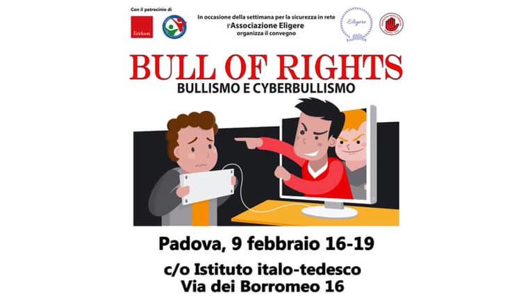 Convegno su bullismo e cyberbullismo