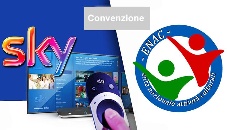 Convenzione Sky Per Circoli Privati Costo Abbonamento Enac