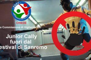 esclusione di Junior Cally dal Festival di Sanremo