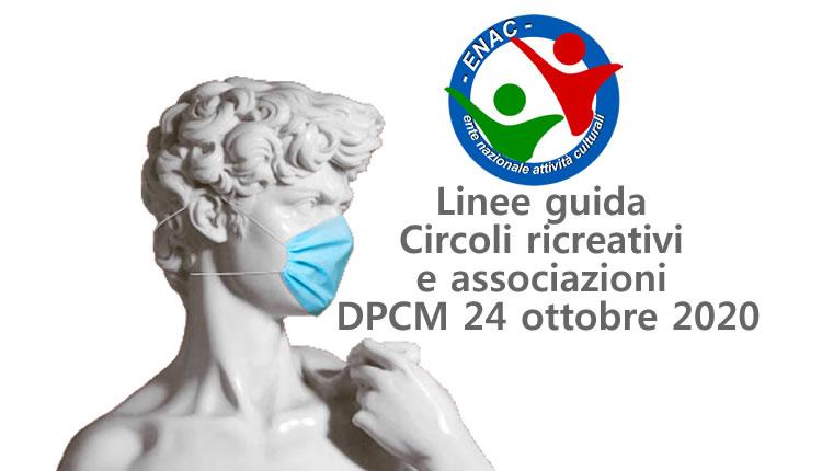 misure per circoli ricreativi e associazioni