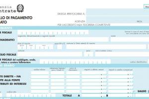 Come compilare il modello F24 per registrazione associazione
