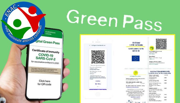 Green pass circoli e associazioni