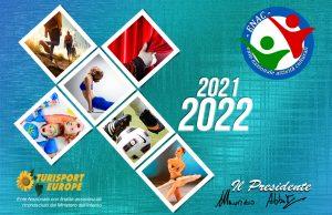 Tessere con assicurazione infortuni 2022